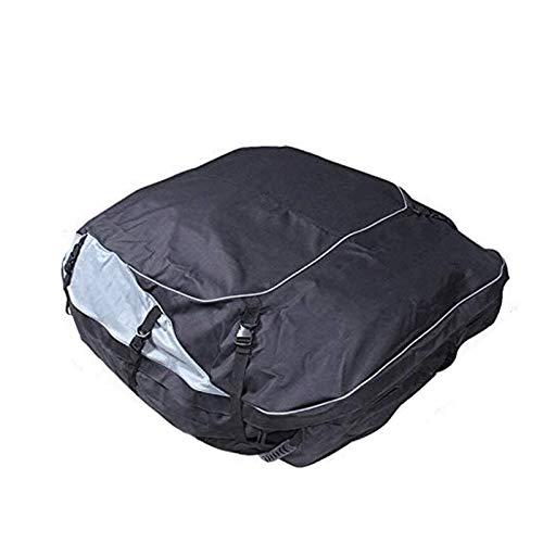 Estante del coche Soft Shell Techo Techo del coche Canastilla Superior Bolsa de transporte de carga 600D Oxford tela de guarda equipaje Recorrido al aire libre for los coches Van Techo bolso de la caj