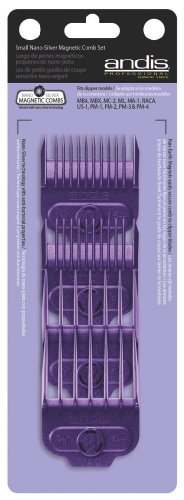 Andis Comb Attachment - Nano 1 Magnetic Small 5-Count