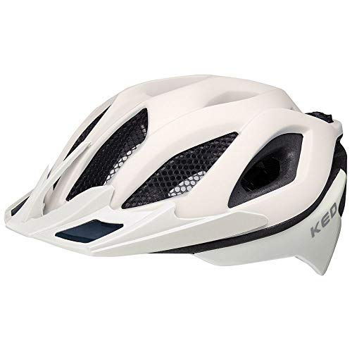 KED Spiri Two Helm ash Light matt Kopfumfang L | 55-61cm 2021 Fahrradhelm