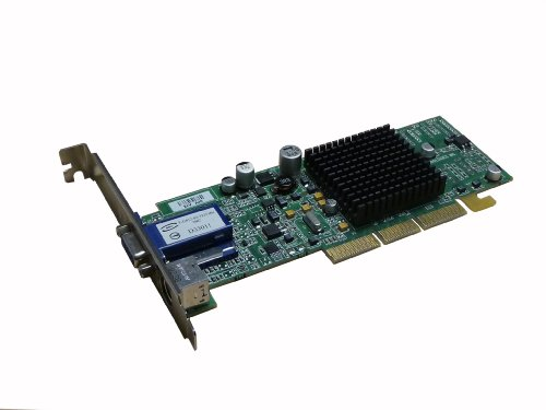 ATI Radeon 7500 32MB VGA TV-Out AGP Graphics Video Card 6T974...