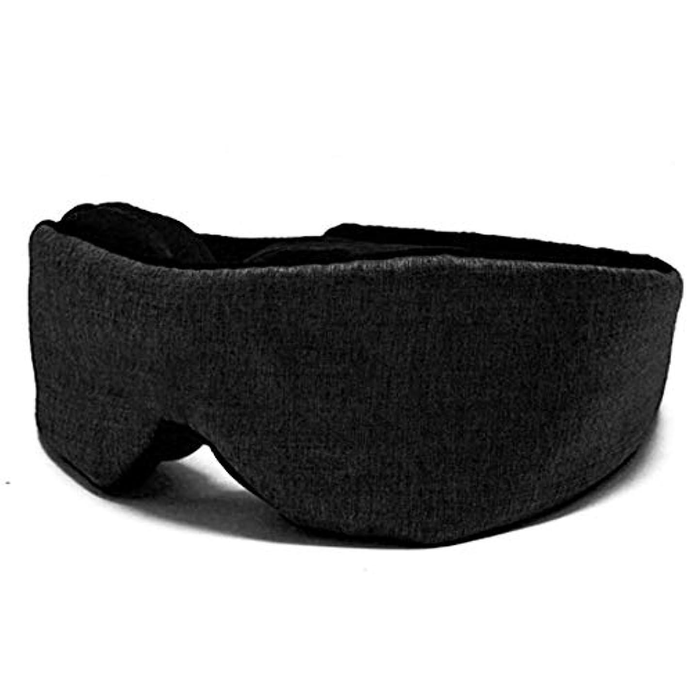 ロッジスペイン語粘着性NOTE 3dカバーアイ睡眠マスク調節可能なアイパッチ女性男性目隠しブロックアウトライトアイカバーパッチ睡眠補助マスク旅行残り