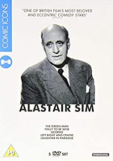Alastair Sim Collection - Comic Icons