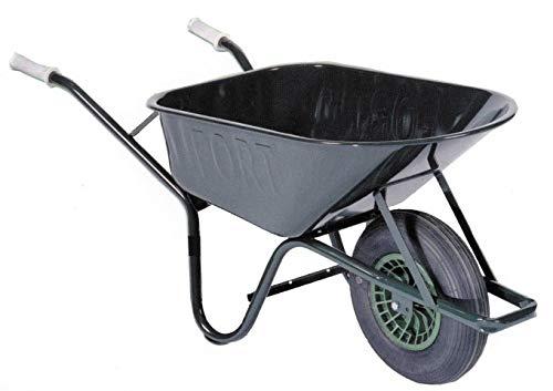 Kruiwagen 80 liter metaal