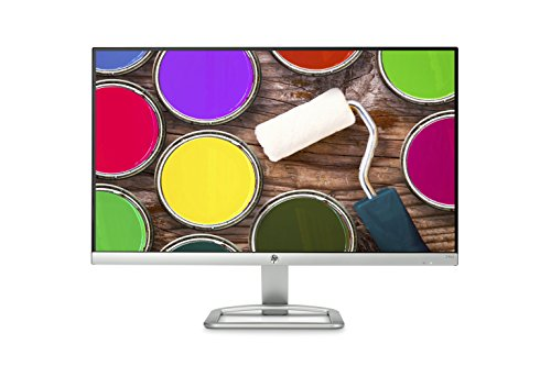 White IPS Monitor - HP 24ea