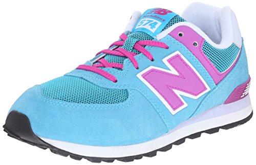New Balance KL574 M - p3g Blue/pink, Größe #:04(36)