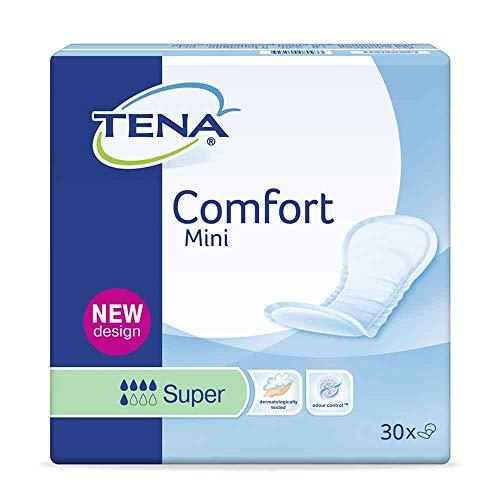 TENA Comfort Mini Super 761727 Einalgen 6x30 = 180 Stück NEUE MENGE