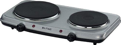 Eltac DK 28 Doppelkochplatte