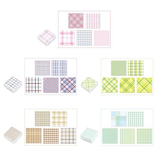 Notas Adhesivas Extraíbles Notas Adhesivas Multiusos Juego Notas Adhesivas Papel Mini Notas Adhesivas...