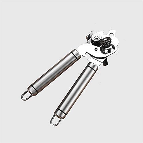 SSN Edelstahl kann manuell Blechdose Messer Multifunktions Dosenöffner Küche Opener Werkzeug Restaurant Bierflascheöffner Dosenöffner