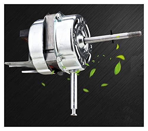 qiaoyun 220 V 60 W alambre de cobre calidad ventilador ajuste para control remoto o soporte mecánico ventilador o ventilador de pared con condensador y engranajes oscilantes