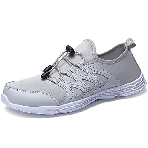 [Ducan] 軽量 スニーカー メンズ 通気 蒸れず スリッポン カジュアル 着脱簡単 ウォーキングシューズ 歩きやすい 25.0〜30.0センチ