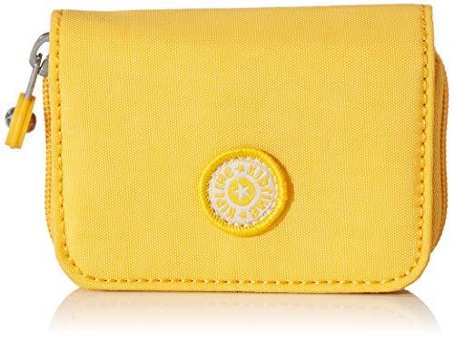 Kipling KiplingTopsDonnaPortafogliGiallo (Vivid Yellow) 7.5x10x2.5 Centimeters (B x H x T)
