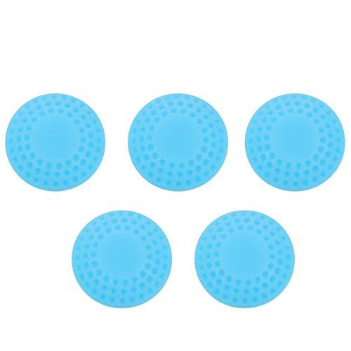 TOYANDONA 5Pcs Praktische Schrank Tür Stoßstangen Selbst-Adhesive Tür Stopper Kissen für Home