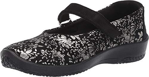 Arcopedico Women's L45 Black Barbara Shoe 9.5-10 M US