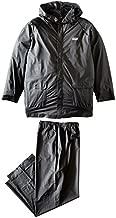 Coleman 20mm PVC Rain Suit, Black, XX-Large