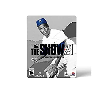 Game - Playstation 4 MLB 21 The Show - Jackie Robinson Edition (PS4/PS5) Book