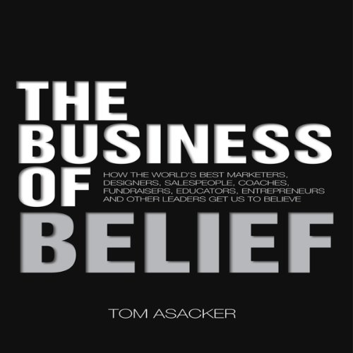 The Business of Belief audiobook cover art