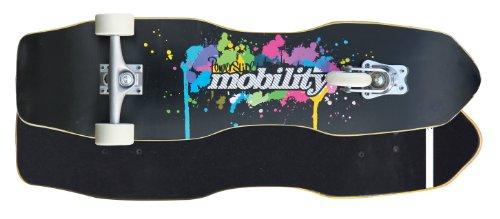 Choke Skateboard Streetsurfer 2.0, bunt, L, 890002