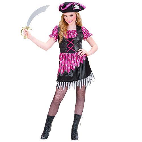 Widmann Déguisement pirate girl 11/14 ans