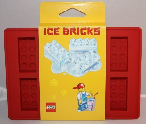 LEGO Ice Brick Tray Red Bausatz