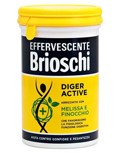 Brioschi Effervescente Diger Active - 150 gr