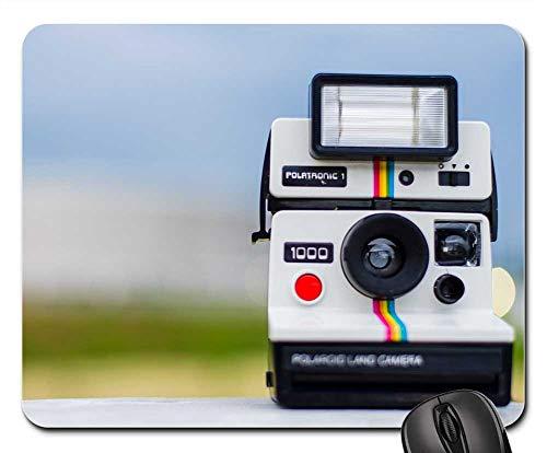 Mouse Pad - Polaroid Camera Photography Technology Photo Paper