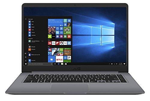 ASUS VivoBook S510UR-EJ295T Grigio Computer portatile 39,6 cm (15.6') 1920 x 1080 Pixel 2,70 GHz Intel Core i7 di settima generazione i7-7500U