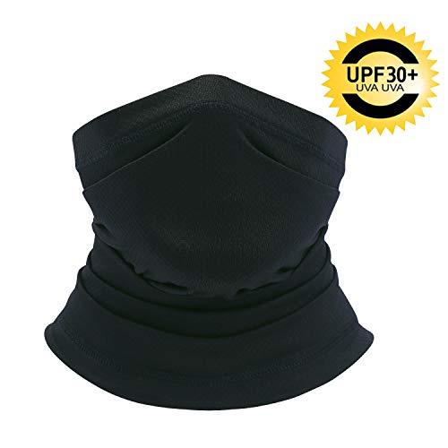 JOEYOUNG Face Bandanas Mask - Sommer Nackenschutz Angeln Schal Bandana für Sun UV Staubschutz Nackenschutz für Radfahren Laufen Wandern Cool