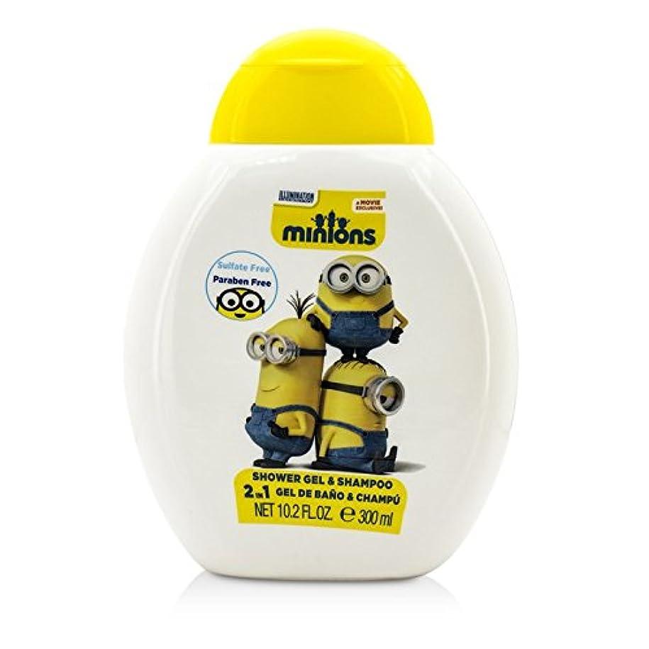 ありそう原点溶岩エアバルインターナショナル Minions 2 In 1 Shower Gel & Shampoo 300ml/10.2oz並行輸入品
