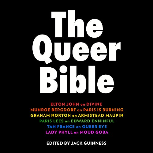 The Queer Bible cover art