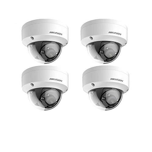 HIKVISION - Cámara CCTV de 5 MP (2,8 mm, visión nocturna, 20 m)
