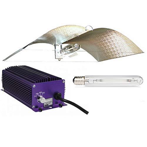 Beleuchtungsset mit Adjust a Wing medium, Lumatek und Philips 250W