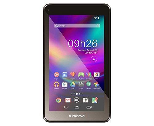 Polaroid MID0748P.133 Tablette Tactile 7' Blanc (32 Go, Quadri-Coeur 1,5Ghz, Android 5.0, Bluetooth,...