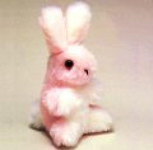 Dempsey Designs Morceau Pour Faire des mini jouet doux – Lapin Rose