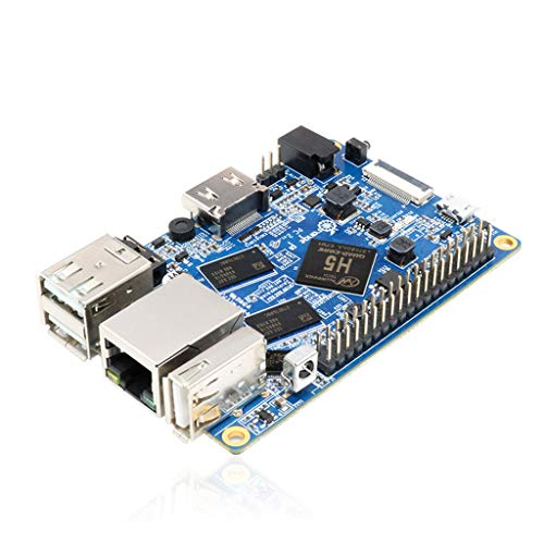Taidacent Orangepi pc2 H5 A53 Development Board Quad-core 64-bit arm Orange pi Super Raspberry pi