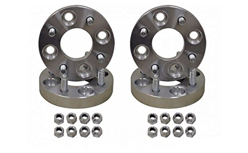 "SuperATV 1.5"" Aluminum Wheel Spacer Adapter for Yamaha 4/110 to 4/156 - Full Set (4 Adapters)"