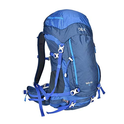 oex Vallo Air 36 Rucksack, Blue, One Size