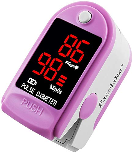 Best Prices! Facelake FL-400 Pink Pulse Oximeter