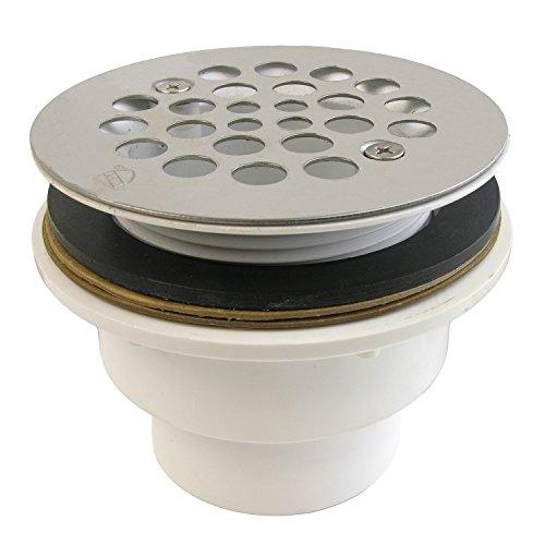 LASCO 03-1182 Pvc Fiberglass Shower Drain, 2