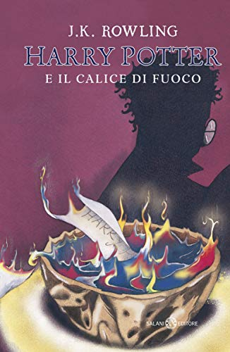 Rowling: Harry Potter 4 (Harry Potter Italian)