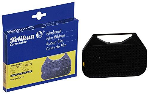 Pelikan Farbband Gruppe 308 C Correctable + für Olympia ES, 8 mm x 230 m, schwarz