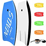 Best Bodyboards - STIVIN Bodyboards 33in/37in/41in Lightweight Body Boards with Coiled Review