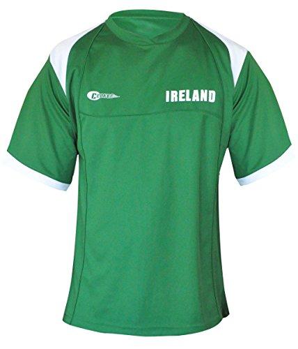 Irland Sports Performance Shirt Small grün