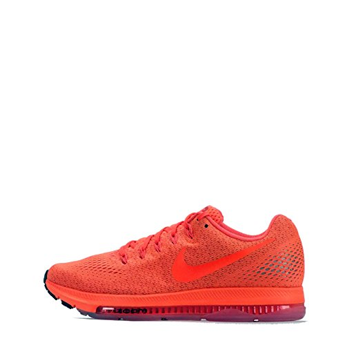 Hombre Nike Aire Zoom All out Zapatillas 878670 800 - Total Carmesí 800, 43