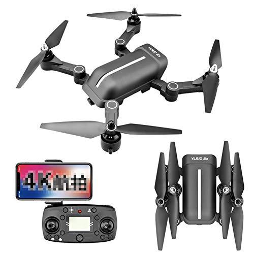 HUAXM GPS Drone avec l'appareil Photo, Pliable Drone pour Les débutants, FPV avec GPS Retour Accueil, Follow Me, Hold Altitude et 5G WiFi Transmission