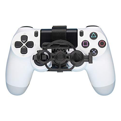 LICHIFIT Game Controller Mini Volante di Ricambio per Sony PS4 Racing Game Accessori