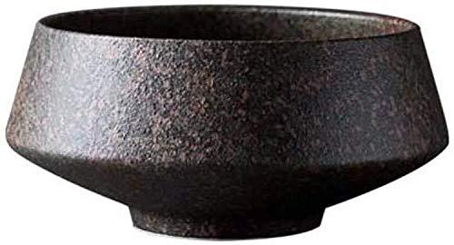 No-brand Startseite Geschirr Kelch Ceramic Reis-Nudel Suppenschüssel Retro Geeignet for Restaurant Dessert Geschirr Startseite Obst Geschirr Haushalt Geschirr Lebensbedarf (Color : #C (200ml))