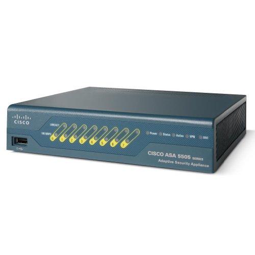 Cisco ASA5505-BUN-K9 ASA 5505
