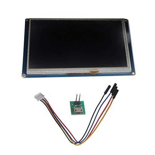 Nextion 7.0' NX8048T070 HMI Smart 7.0 inch LCD Display Module TFT Touch Panel 800x480 for Arduino Raspberry Pi DIYmalls
