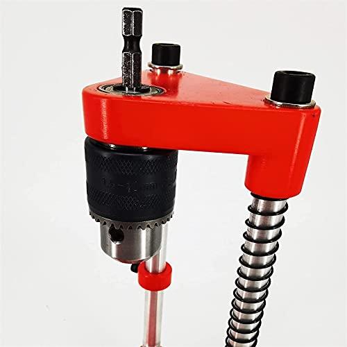 2 Piezas Localizador de Perforadores para Carpintería Portátil Posicionador de Brocas de Precisión Herramienta para Armarios